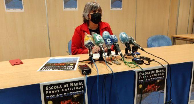 Educació presenta una nova edició l'Escola de Nadal a Vinaròs
