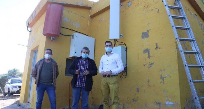L'Alcora dona resposta a una demanda històrica: la pedania d'Araia ja té cobertura mòbil