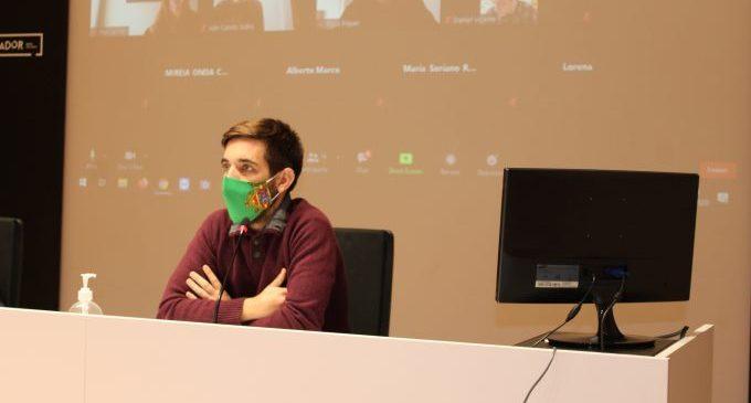 """Podem-EUPV Castelló critica els """"atacs intolerants i d'odi"""" als drets LGTBI en un acte convocat per VOX"""