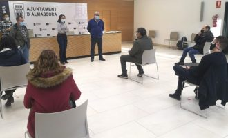 Almassora activa el Taller d'Ocupació amb la incorporació de 38 treballadors