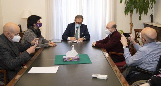 La Diputación de Castellón destina 45.000 euros a mejorar las instalaciones de la residencia 'Maset' de Frater