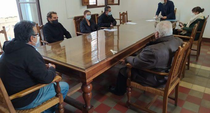 Navarro implica a las comunidades de regantes de Castelló para impulsar la bonificación del IBI rústico en las parcelas en cultivo y ecológicas