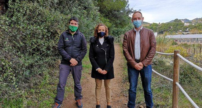 L'Ajuntament de la Vall d'Uixó presenta el projecte de rutes naturals