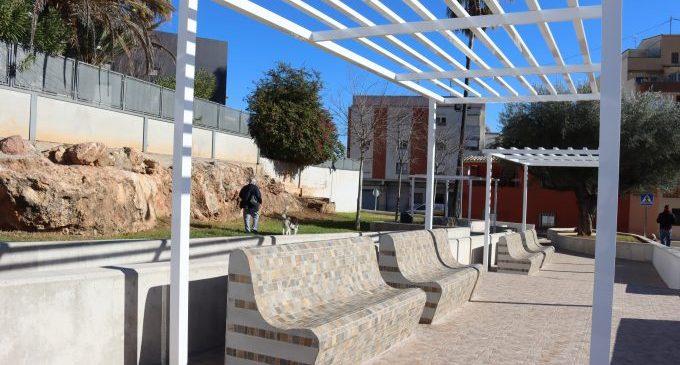 Onda obri al veïnat el remodelat parc de Crist Obrer i el nou pàrquing del carrer Serratella