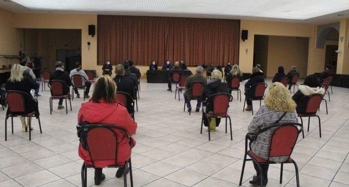 Trenta persones s'han format en el taller d'ocupació Nules V