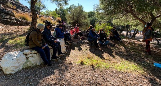 Castelló reforça la posada en valor del seu territori amb 500 participants en les 17 activitats de Celebrem amb la Natura