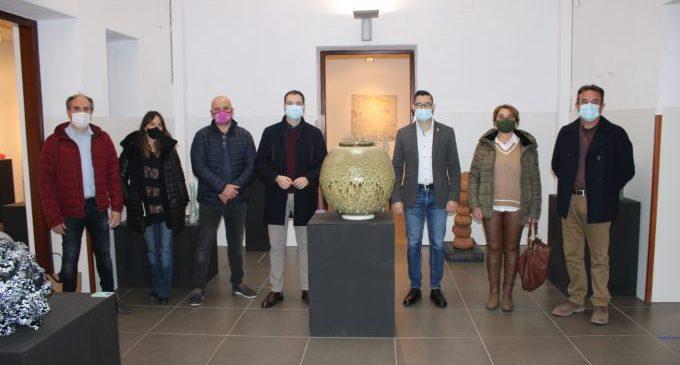 La Diputació renova el seu recolzament al Concurs de Ceràmica de l'Alcora amb el patrocini d'un premi valorat en 4.000 euros