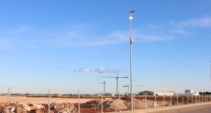 Onda instal·la càmeres de vigilància per a millorar la seguretat dels polígons industrials