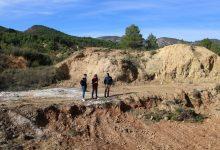 En marcha los trabajos de adecuación de una parcela en Araia para uso recreativo y deportivo en l'Alcora