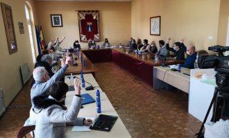 L'Ajuntament de la Vall d'Uixó aprova el pressupost de 2021 amb el major suport de la democràcia
