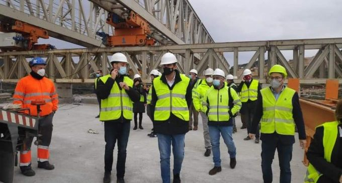 Les obres a la N-232 al port de Querol estaran enllestides al 2022