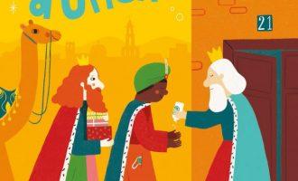 """Vinaròs, a través de las Concejalías de Educació y Cultura impulsa la campaña """"Carta a los Reyes de Oriente. Nadal 2020"""""""