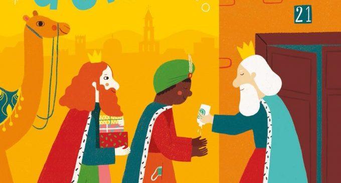 """Vinaròs, a través de les Regidories d'Educació i Cultura impulsa la campanya """"Carta als Reis d'Orient. Nadal 2020"""""""