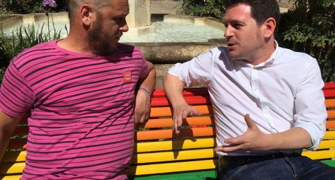 Compromís condemna les accions d'LGTBIfòbia de la ultradreta a la plaça Pescateria el diumenge
