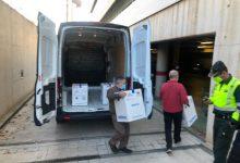 La vacuna llega a nuevas residencias castellonenses en la segunda jornada de vacunación contra el COVID-19