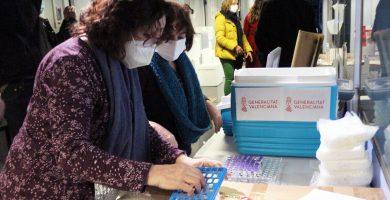 Quasi 200.000 persones immunes en tres mesos: així és el pla valencià de vacunes contra la COVID-19