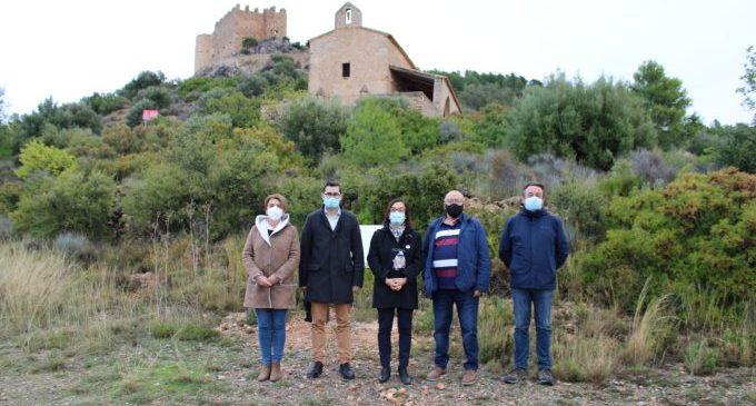 L'Alcora prepara la licitació del projecte de restauració i posada en valor del castell de l'Alcalatén