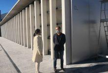 Almassora finalitza els treballs d'ampliació del cementeri municipal