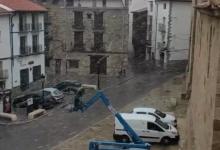 Primeres nevades a Castelló