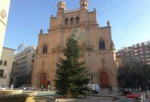 Castelló es vist de gala per a un Nadal diferent