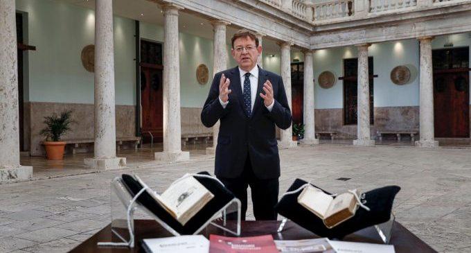 Puig estudiarà demà aplicar noves restriccions en la Comunitat Valenciana