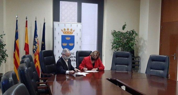 La Fundació Cañada Blanch entrega els premis i les beques a l'excel·lència acadèmica d'estudiants de Borriana