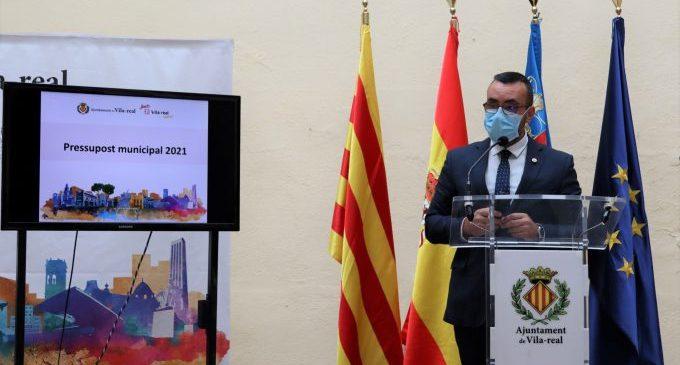 Benlloch presenta un pressupost de 47,7 milions que no augmenta el deute i que garanteix la lluita contra la covid-19, l'aliança amb la societat civil i la millora dels serveis