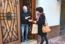 La Biblioteca de Benicarló estrena un servei de préstec a domicili per a persones majors