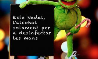 Las UPCCA de la Comunitat Valenciana lanzan una campaña de prevención del consumo de alcohol en  Navidad
