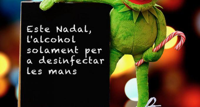 Les UPCCA de la Comunitat Valenciana llancen una campanya de prevenció del consum d'alcohol per Nadal
