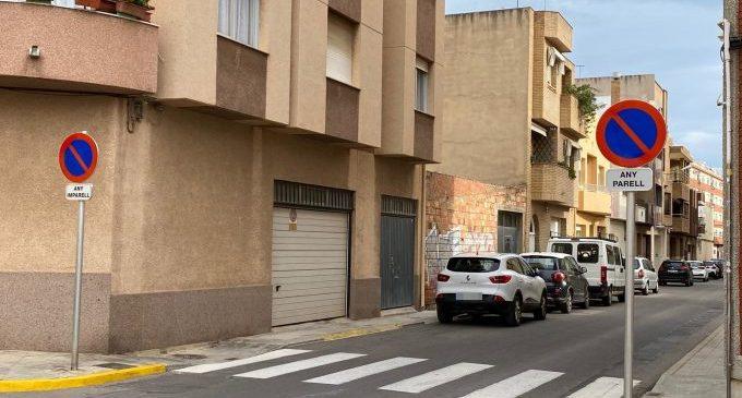 Els canvis d'estacionament mensuals passaran a ser anuals en 13 carrers de Benicarló