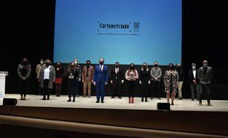 La Diputación de Castellón premia 'Voces de la pandemia' como mejor corto de la provincia en 'Cortometrando'