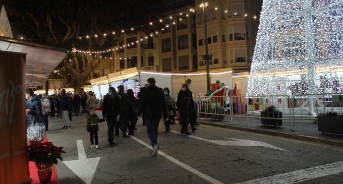 Borriana convoca un concurs nadalenc d'aparadors i decoració d'interiors comercials amb 18 premis