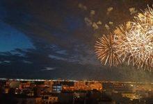 Borriana s'il·luminarà aquesta nit amb dos espectacles de pirotècnia per a celebrar Sant Blai