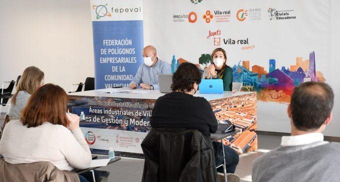 Vila-real reforça el seu lideratge industrial amb l'aposta per la modernització de polígons a través d'entitats de gestió
