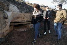Alrededor de 80 personas participan en las puertas abiertas del restaurado blocao de Almenara