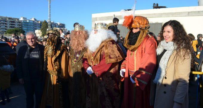 Els Reis Mags arribaran a Borriana el dia 5 de gener i recorreran amb cotxe, simultàniament, els carrers dividits en sector