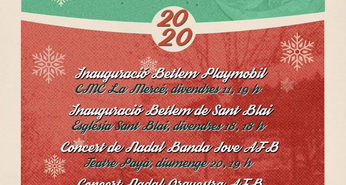 Arriben a Borriana els tradicionals 'concerts de Nadal' de les agrupacions musicals locals