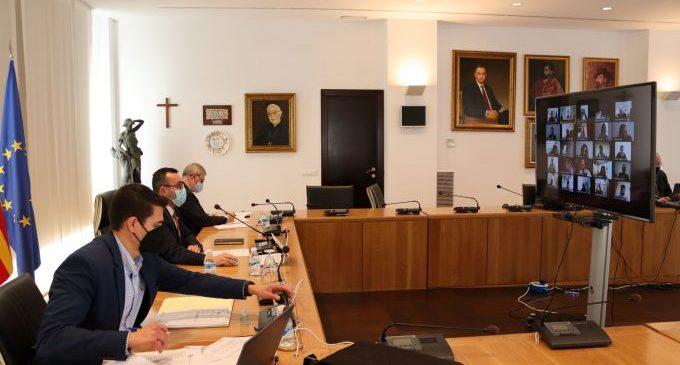 El Ple de Vila-Real sol·licita a la Generalitat condecoracions per a cinc policies locals i tres veïns de la ciutat per la seua actuació exemplar