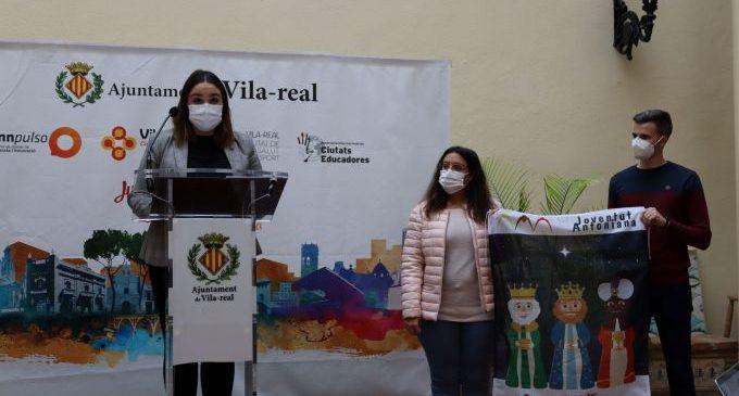 Els Reis Mags recorreran els carrers de Vila-real i arribaran a les llars a través de videotelefonada