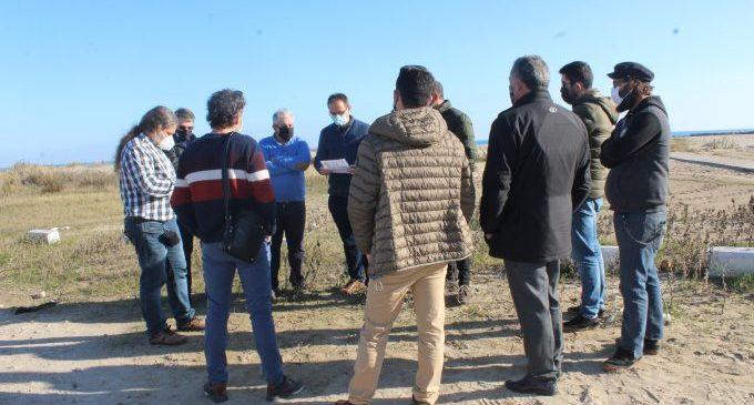 Borriana planteja crear unes instal·lacions al costat de la platja per a l'esport nàutic