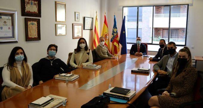 Vila-real incorpora a cinc joves amb el pla Avalem Joves per a crear un equip de gestió d'ajudes europees