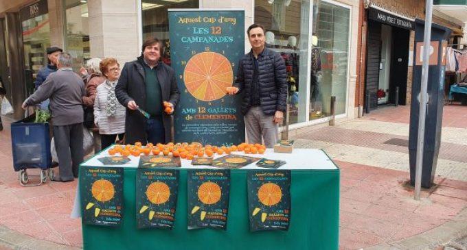 Borriana reivindica, un año más, el consumo de gajos de clementina en las campanadas de Nochevieja