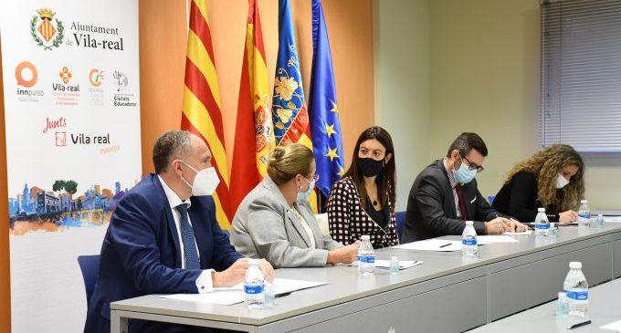 Vila-real aferma el seu sistema de la innovació i afavoreix el contacte de la xarxa local amb la Conselleria d'Innovació
