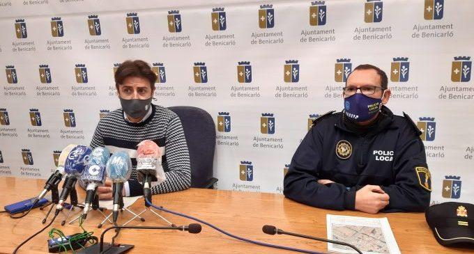 La Policia Local de Benicarló llança una campanya per a regular la circulació dels patinets per la ciutat