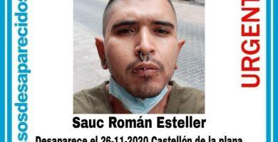 Desaparecido un joven de Castelló desde hace una semana