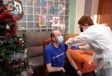 Se ponen las primeras vacunas contra el COVID-19 en Benicarló