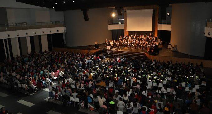 La Banda Municipal de Castelló empieza el año con un esperado Concierto de Reyes