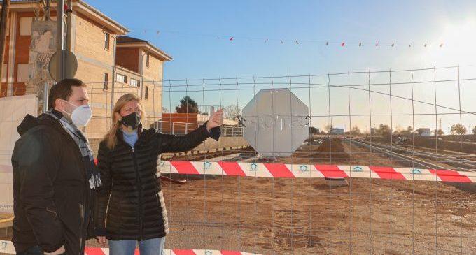 Castelló impulsa la connexió del carrer Carcaixent amb la ronda de circumval·lació