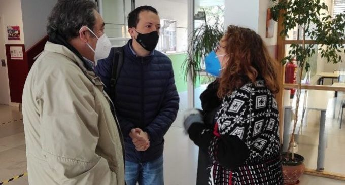 Castelló garanteix el bon manteniment de la calefacció als centres per facilitar la ventilació